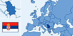 mapa evrope