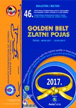 2017 Bilten Zlatni pojas Vinjeta